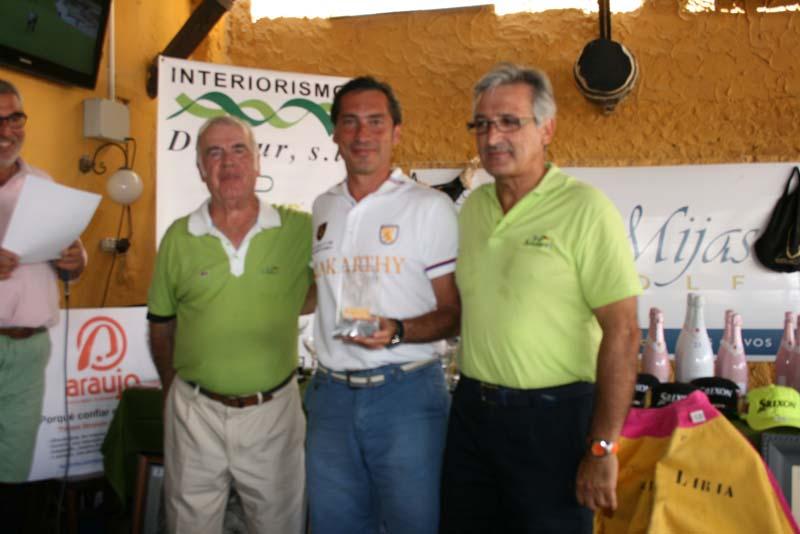 XVI edición del torneo Coraje Solidario